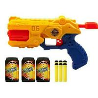 Emco Zuru X shot Reflex Revolver Tk 6 not Nerf Gun