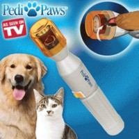 Pedi Paws / Pemotong Kuku Elektrik untuk Hewan Anjing Kucing - BRM033