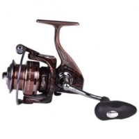 Reel Pancing RS4000 12 Ball Bearing Brown Peralatan Mancing Ma Murah