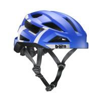 Helm Sepeda Bern FL-1 Pave MIPS Helmet - Matte Royal Blue Murah