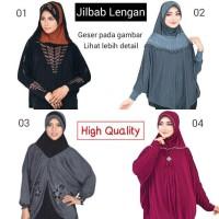 Jilbab Hijab Modern Jilbab Lengan Nuhijab Elzatta Rabbani Pashmina