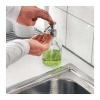 IKEA BESTAENDE Dispenser deterjen tmpt sabun kaca bening
