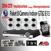 Promo CCTV Paket Indoor HD 8 Channel: GT82E13
