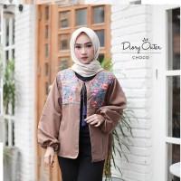 Hijab simple/baju muslim 2018/hijab ootd/baju gamis - Diory outer