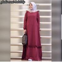 Fashion hijab/nonihijab/hijab ootd/baju muslim 2018 - Gladis maxy