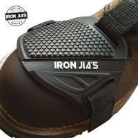 Pelindung Sepatu Oper Gigi Motor Sport Shoes Shift Gear Pad Protector