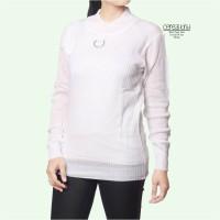 Cereal White / Atasan Rajut / Sweater Rajut / Rajut Murah / Rajut Bdg
