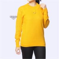 Cereal Yellow / Atasan Rajut / Sweater Rajut / Rajut Murah / Rajut Bdg