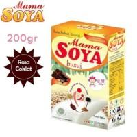 MAMASOYA | Susu kedelai untuk ASI booster