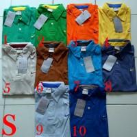 Original Polo Shirt/Nike Shirt/Baju Kerah Pria