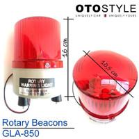 SPECIAL Lampu Ambulance / lampu kojek /lampu truk (ROTARY BEACONS) LAR