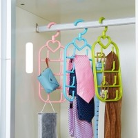 Gantungan jilbab / tempat jacket / gantungan baju / gantungan dasi