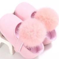 Sepatu Bayi | Prewalker Shoes (Pompom pw shoes)