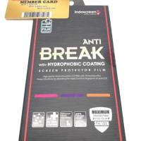 Anti Gores Anti Break Samsung Galaxy A8 Plus 2018 - Indoscreen