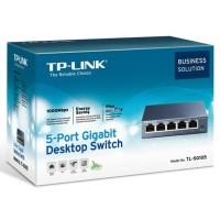 TP-LINK TL-SG105 5P 10/100/1000Mbps GIGABIT SWITCH / SWITCH HUB