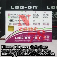 Baterai Himax Polymer Octa core Ha30b Ha-30b Double Power Protection