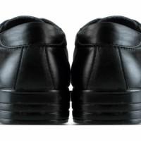 sepatu pria formal pantofel bahan kulit asli glfr original Indonesia