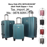 Koper Fiber Navy Club (3878) ORI - 20