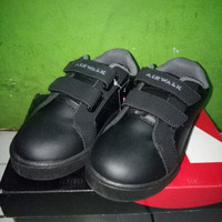 sepatu anak AIRWALK JUKE JR(B) BLACK/GREY