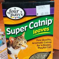 Super Catnip Leaves (Daun Kering)