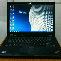 Lenovo Thinkpad T410 Core i5/250 gb/4 gb murah berkualitas