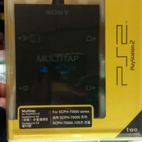 multitap ps2 original hanya untuk ps2 slim