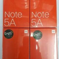 HP XIOMI NOTE 5A TAM (XIAOMI MI5 A RAM 2/16GB) GRS RESMI TAM - GOLD