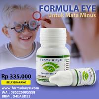 Obat Herbal Mata Minus Dan Silinder Anak Kapsul Dan Tetes Formula Eye