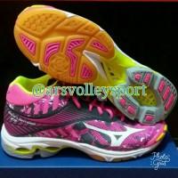 promo sepatu mizuno wave lightning z4 mid pink bb3db0c40b