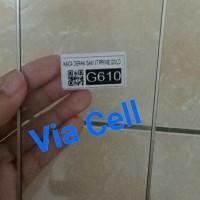 KACA LCD KACA DEPAN TOUCHSCREEN SAMSUNG GALAXY J7 PRIME G610. GOLD