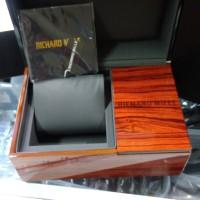 Box Kotak Tempat Jam Tangan Original Richard Mille Fullset
