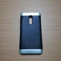 Case Xiaomi Redmi Note 4 Note 4X Ipaky KW List Silver