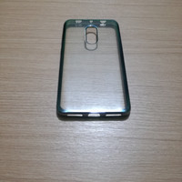 Case Xiaomi Redmi Note 4 Note 4X Softcase List Chrome Hitam