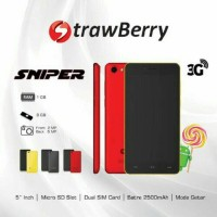 HP ANDROID MIRIP SAMSUNG J5 - HANDPHONE STRAWBERRY SNIPER 1GB