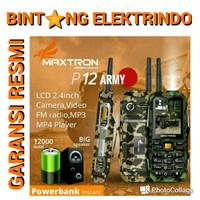 HP POWERBANK MAXTRON P12 ARMI