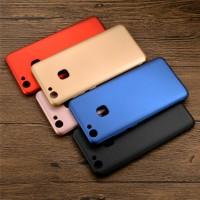 Vivo V7 case casing hp ultra thin cover hardcase slim matte BABY SKIN