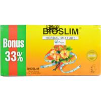 Bioslim Herbal Tea - Membantu menurunkan berat badan (Pelangsing),