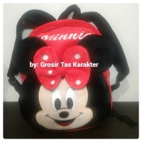 harga Tas Minnie Mouse (2 Rest L 35cm) Ransel Boneka Karakter Anak Ce Import Tokopedia.com