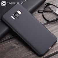 Murah CAFELE Scrub TPU Case for Samsung Galaxy S8 Plus  Black