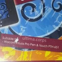 Dijual Wacom Anti Scratch Surface (Anti Gores Wacom) For Pth651 Murah