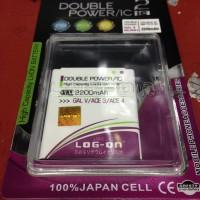baterai Samsung Galaxy Ace 4 / Samsung Galaxy V G313h 2200mah Log on