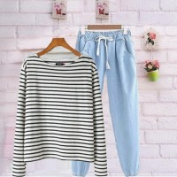 fashion murah pando fedo set zara denim supplier baju online