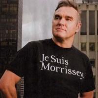 T-Shirt Je Suis Morrissey