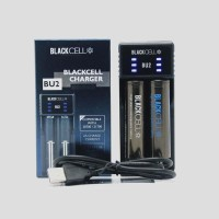 AUTHENTIC FAST CHARGER BLACKCELL - BU2 |2 SLOT|ENABLE TO POWERBANK