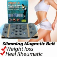 Korset Magnetik / Sabuk Pelangsing Tubuh / Slimming Magnetic Belt