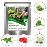 Bibit Benih Sayuran Paket 30 Jenis Tanaman - BEST DEAL