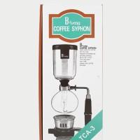 Coffee Syphon TCA-3 | Alat Pembuat Kopi