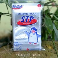 Kemasan Standing Pouch PP Klip 12 x 20 cm
