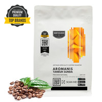 KOPI ARABIKA - AROMANIS ARABICA SPECIALTY COFFEE NATURAL - JAWA BARAT