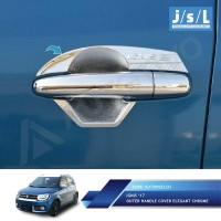 Suzuki Ignis Outer Handle Cover Chrome Aksesoris Mobil Krom JSL